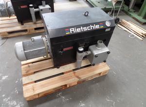 Máquina de plástico Rietschle COVAC SMD-SMV 300