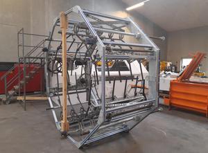 Stroj na zpracování plastů K-design Centro-2500