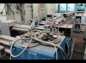 Máquina de plástico Neumag Witras