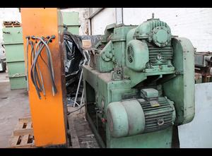 Máquina de plástico Neumag staple fibre crimper