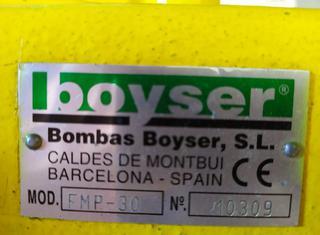 BOYSER FMP-30 P210624119