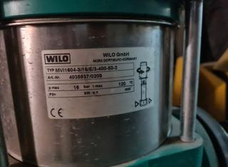 Wilo MVI 1604-3/16/E/3-400-50-2 P210624129