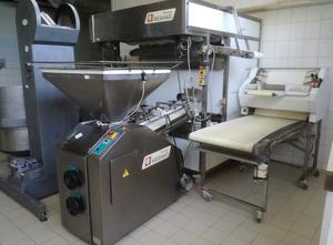 Komple ekmek üretim hattı Merand BMF