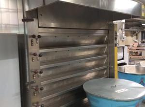 Miwe 1800/6 Rotary oven