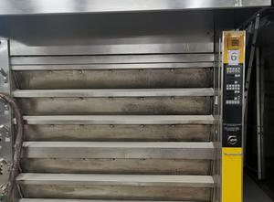 Miwe Ideal 2200/5 Rotary oven