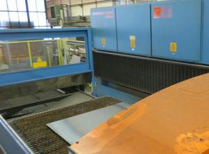Impianto taglio laser Prima Power Platino 1530 4000W