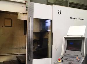 Centro de mecanizado vertical DMG  DMC 100 V hi-dyn