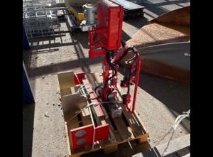 KEG Micromat M 1/1 F Filling machine - Various equipment