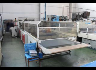 BA.S.FF. Bottom Welding Machine P210625108