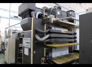 FILIPPINI and PAGANINI Flexol Type Flexo Printing Machine Offset two colours