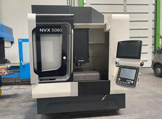 DMG MORI NVX 5080 P210625112