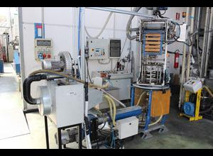 EUROTECH D30 Laboratory Single Layer Blown Film Extrusion Line