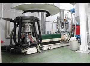MACCHI DA 10 LA Blown Film Plant Extrusion line