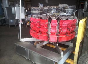 Multipond MP 1612-S5 16 heads weighers