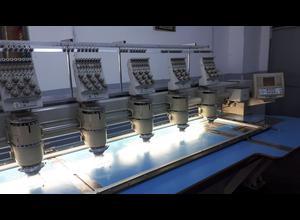 Barudan Bens YN 915 12 heads Embroidery machine