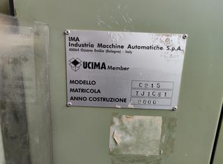 IMA C21 P210628037