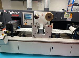 ABG Digicon Omega 1 Машина для печатания этикеток
