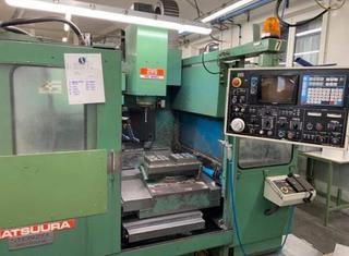 Matsuura MC 500V PC 2S P210628046