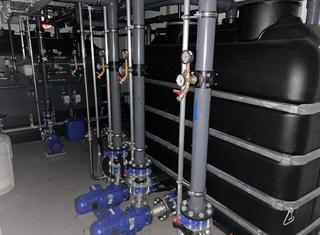 IKS Außenkühlanlage im Container P210628047