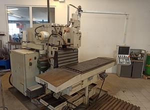 Frezarka uniwersalna CNC Heckert FQ 400
