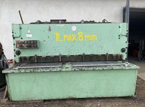 Cizalla mecánica Mecanica Sibiu FG 825