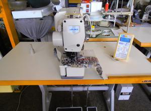 Maszyna do szycia - automat JUKI LBH -1790S