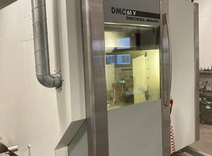 DMG 65V Bearbeitungszentrum Vertikal