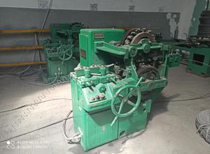 Wafios SLF 4 ZIG-ZAG spring machine