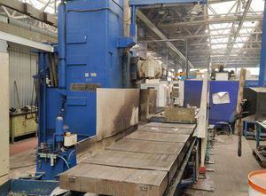 Cnc dikey freze makinesi TOS FS 100 S/A3 CNC