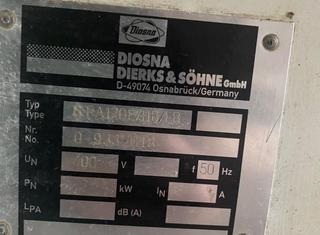 Diosna SP 200 e P210630057