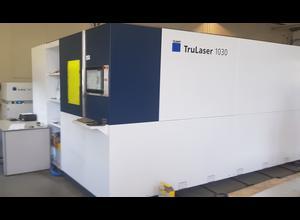 Impianto taglio laser TRUMPF  TruLaser 1030 Fiber L88