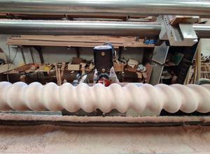 Intorex C.I. 2500 Wood lathe