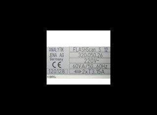 Analytik Jena FlashScan S12 P00205068