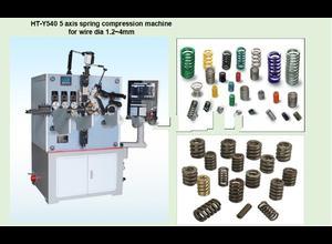 HT-Y540 CNC Spring Compression Machine  spring machine
