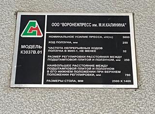 Voronezh K3037В.01 P00813001