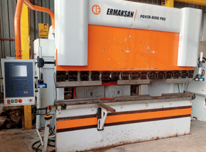 Ermak Power-Bend Pro 175 Ton Abkantpresse CNC/NC