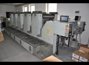 Ofsetový stroj pětibarevný Adast 856P
