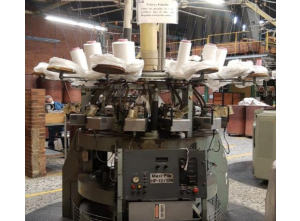 STRICKMASCHI NEN GMBH, SULZER MORAT GmbH WILDMAN JACQUARD 1995 Complete plant