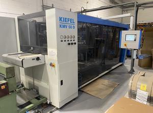 Macchina di taglio nel cambio formato Kiefel KMV 50D