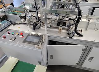 CHINE Surgical masks Line - CE - Machine spéciale pour fabrication de masques CHIR P210701043