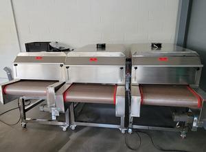 CHINE Stérilisateur UV UVC Textile machine