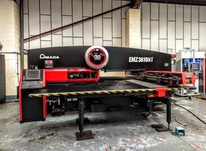 Amada EMZ 3610 NT CNC Stanzmaschine