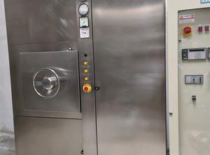 ICOS Mod. LST 40 - Washing, Siliconizing, Sterilizing, Drying machine used