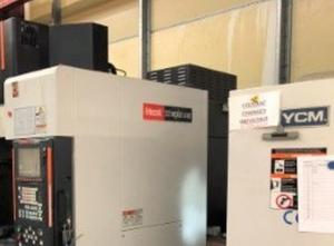 Mazak NEXUS 510C Bearbeitungszentrum Vertikal