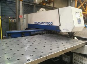 Děrovací stroj Trumpf TRUMATIC 500