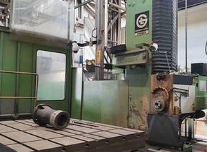 Aléseuse à montant fixe CNC Gidding and Lewis G 60 RT CNC
