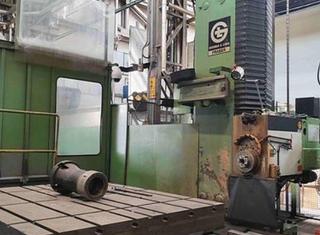 Gidding and Lewis G 60 RT CNC P210706018