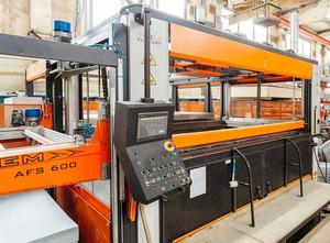 Tools Factory 600 AFS Thermoforming - Sheet Processing Machine