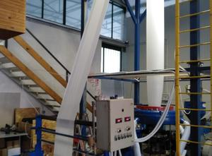 Dolci 60 KW Extrusion - Twin screw extruder