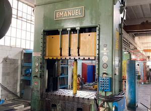 EMANUEL 400 TON metal press